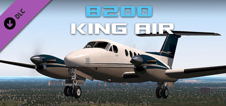 X-Plane 10 AddOn - Carenado - B200 King Air