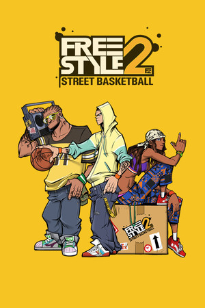 Freestyle 2: Street Basketball poster image on Steam Backlog