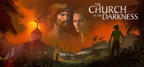 The Church in the Darkness Capa