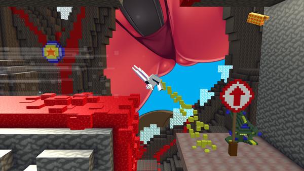 скриншот Uncraft World 3