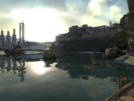 Screenshot of Half-Life 2: Lost Coast