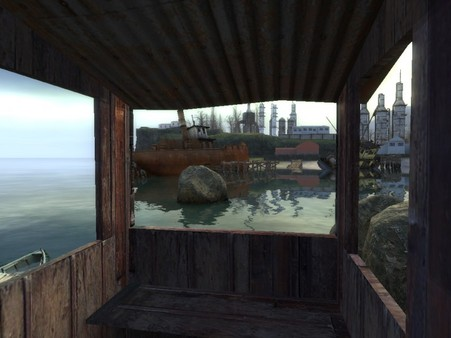 Screenshot of Half-Life 2: Lost Coast