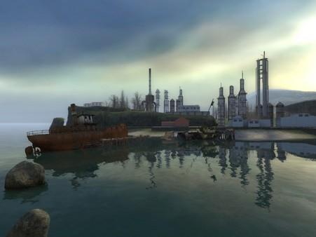 Скриншот из Half-Life 2: Lost Coast