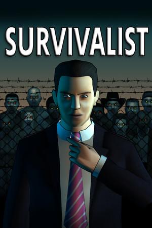 Survivalist poster image on Steam Backlog