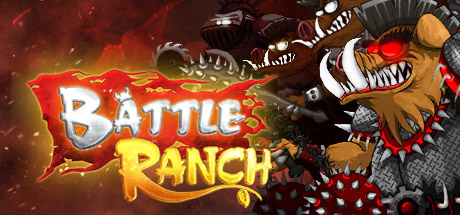 Teaser image for Battle Ranch: Pigs vs Plants