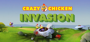 Crazy Chicken - Invasion cover art