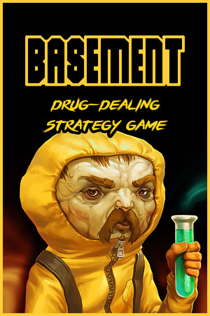 Basement poster image on Steam Backlog