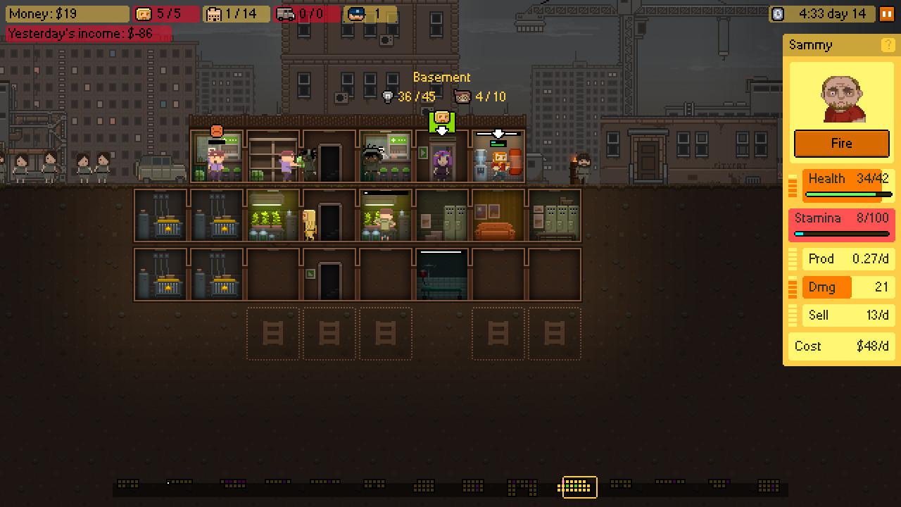 Basement Screenshot 1