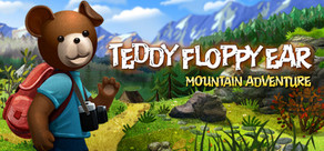 Teddy Floppy Ear - Mountain Adventure cover art
