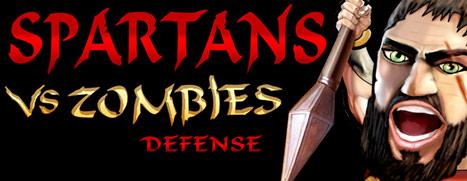 Spartans Vs Zombies Defense - 斯巴达大战僵尸