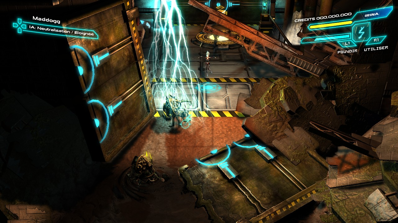 Wanted Corp. Screenshot 3