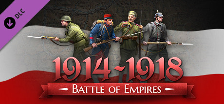 Battle of Empires : 1914-1918 - German campaign
