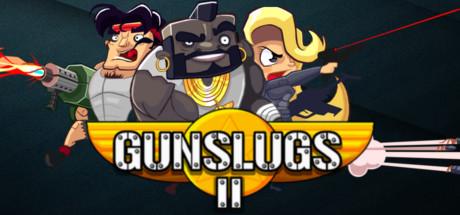 Gunslugs 2 cover art
