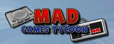 Mad Games Tycoon - 疯狂游戏大亨