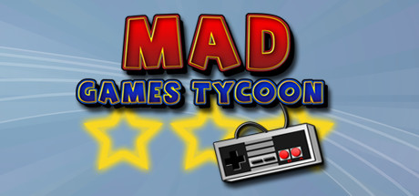 Mad Games Tycoon Steam Game