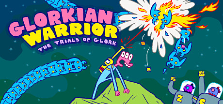 Glorkian Warrior: The Trials Of Glork cover art