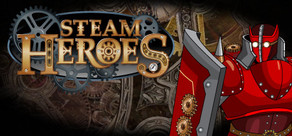 Steam Heroes cover art