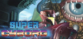 Super Cyborg cover art