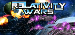 Relativity Wars - A Science Space RTS cover art