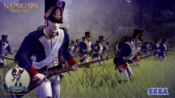 Napoleon: Total War - Heroes of the Napoleonic Wars