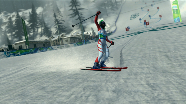 Vancouver 2010™ - The Official Video Game of the Olympic Winter Games