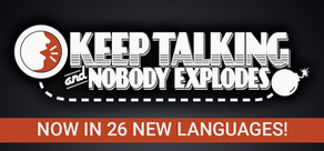 Keep Talking and Nobody Explodes cover art