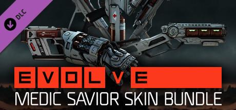 Medic Savior Skin Pack