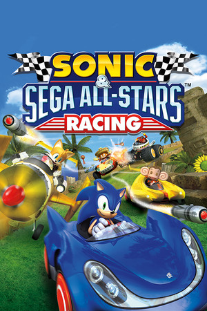Sonic & SEGA All-Stars Racing poster image on Steam Backlog