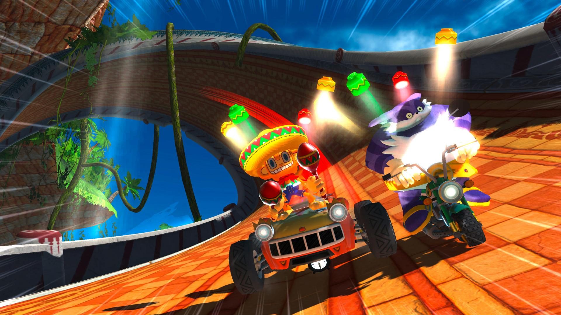 Free Download PC Games - Sonic And All Stars Racing ...