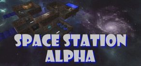 Space Station Alpha cover art