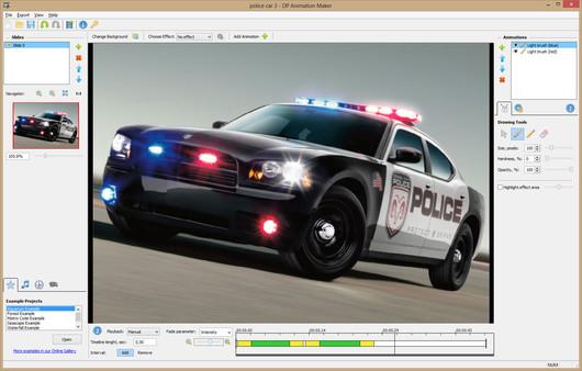 Скриншот из DP Animation Maker
