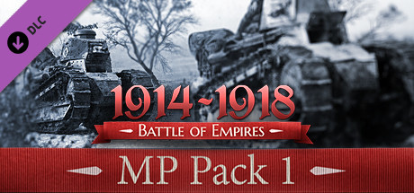 Battle of Empires : 1914-1918 - MP Pack 1