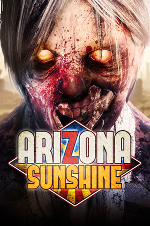 Arizona Sunshine poster image on Steam Backlog