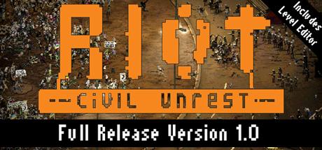 RIOT: Civil Unrest on Steam