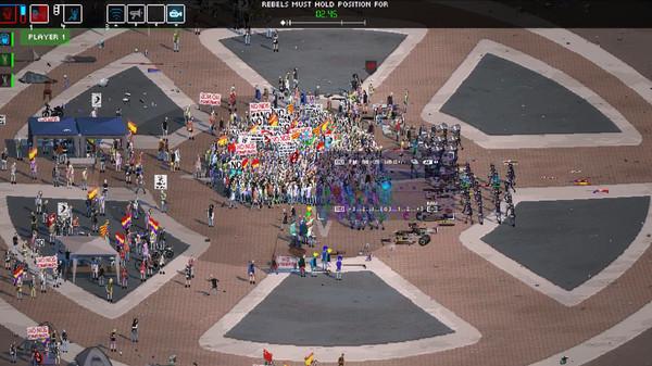 Скриншот из RIOT - Civil Unrest