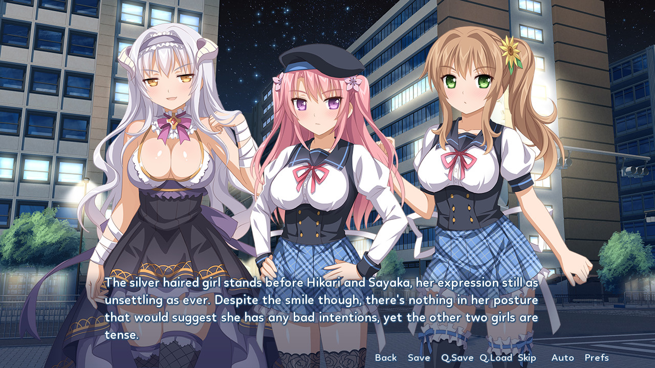 Sakura Angels Screenshot 1