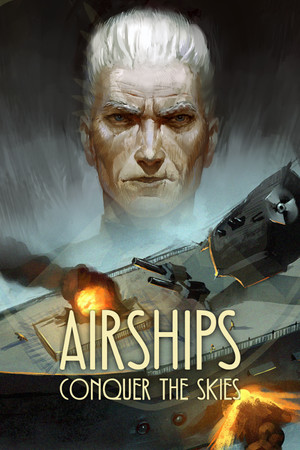 Airships: Conquer the Skies poster image on Steam Backlog