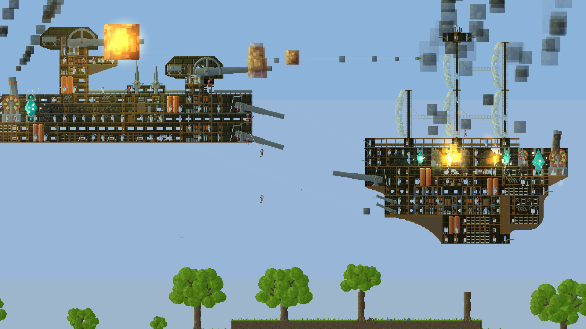 Airships: Conquer the Skies Screenshot 2
