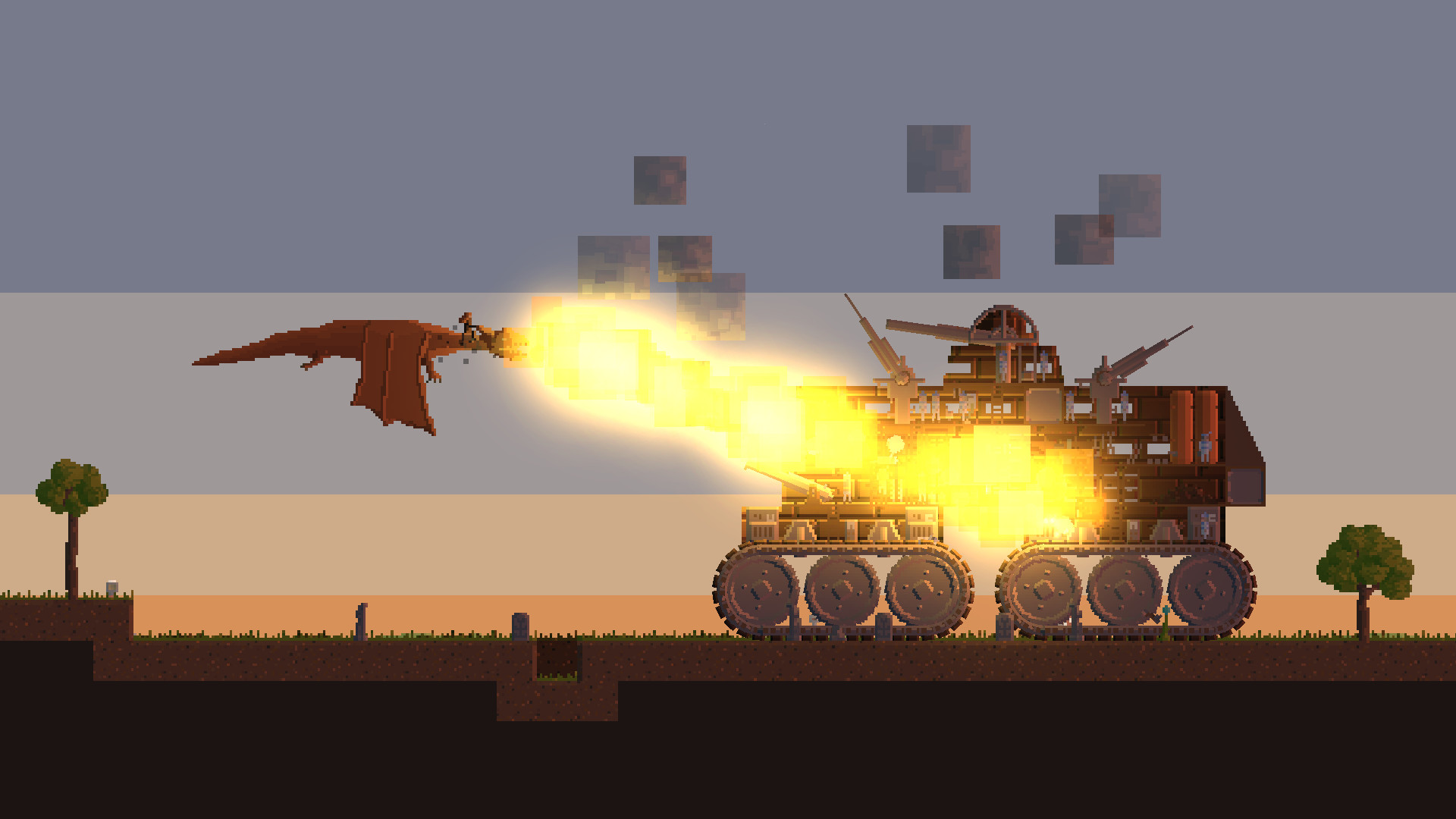 Airships: Conquer the Skies Screenshot 3