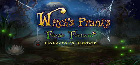 Witch's Pranks: Frog's Fortune Collector's Edition Steam Game