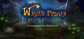 Witch's Pranks: Frog's Fortune Collector's Edition cover art