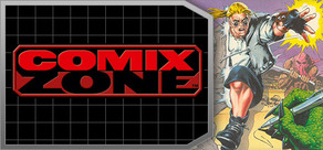 Comix Zone cover art