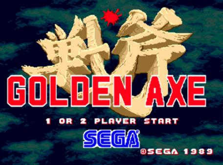 Golden Axe™