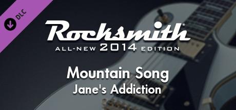 "Rocksmith® 2014 – Jane's Addiction - ""Mountain Song"""