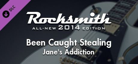 "Rocksmith® 2014 – Jane's Addiction – ""Been Caught Stealing"""