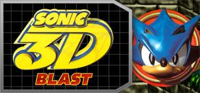 Sonic 3D Blast cover art