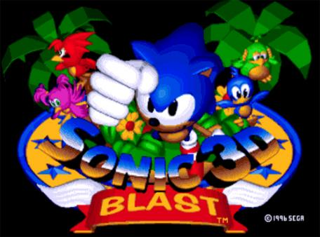 Sonic 3D Blast™