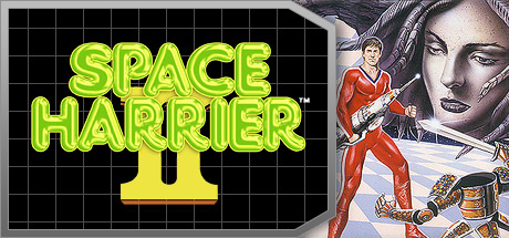 Купить Space Harrier™ II