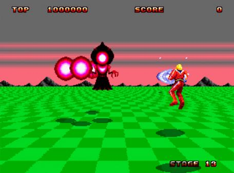Space Harrier™ II