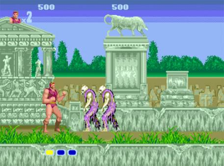Altered Beast™
